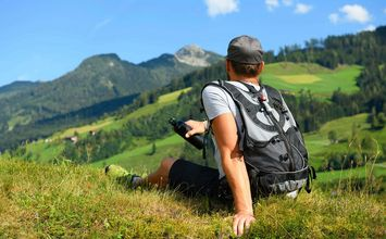 Hiking holidays in the region Salzburger Land