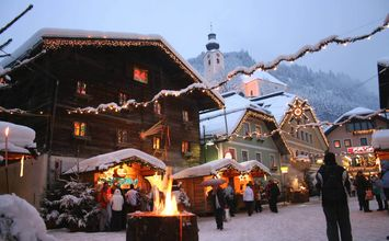Advent Markets and charming village festivals around the Hotel Bergzeit