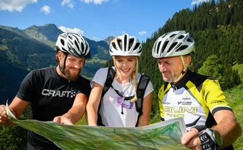 Biking Tours in Grossarl