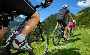 Radfahren und Biken Sommer | Hotel Großarl | 4 Sterne Hotel Bergzeit
