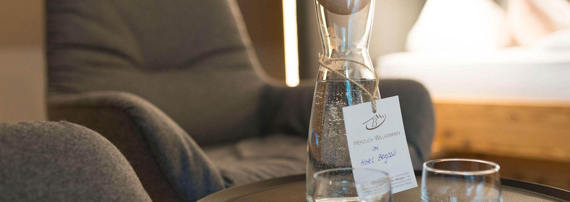 Erholung im Hotel Bergzeit Salzburger Land